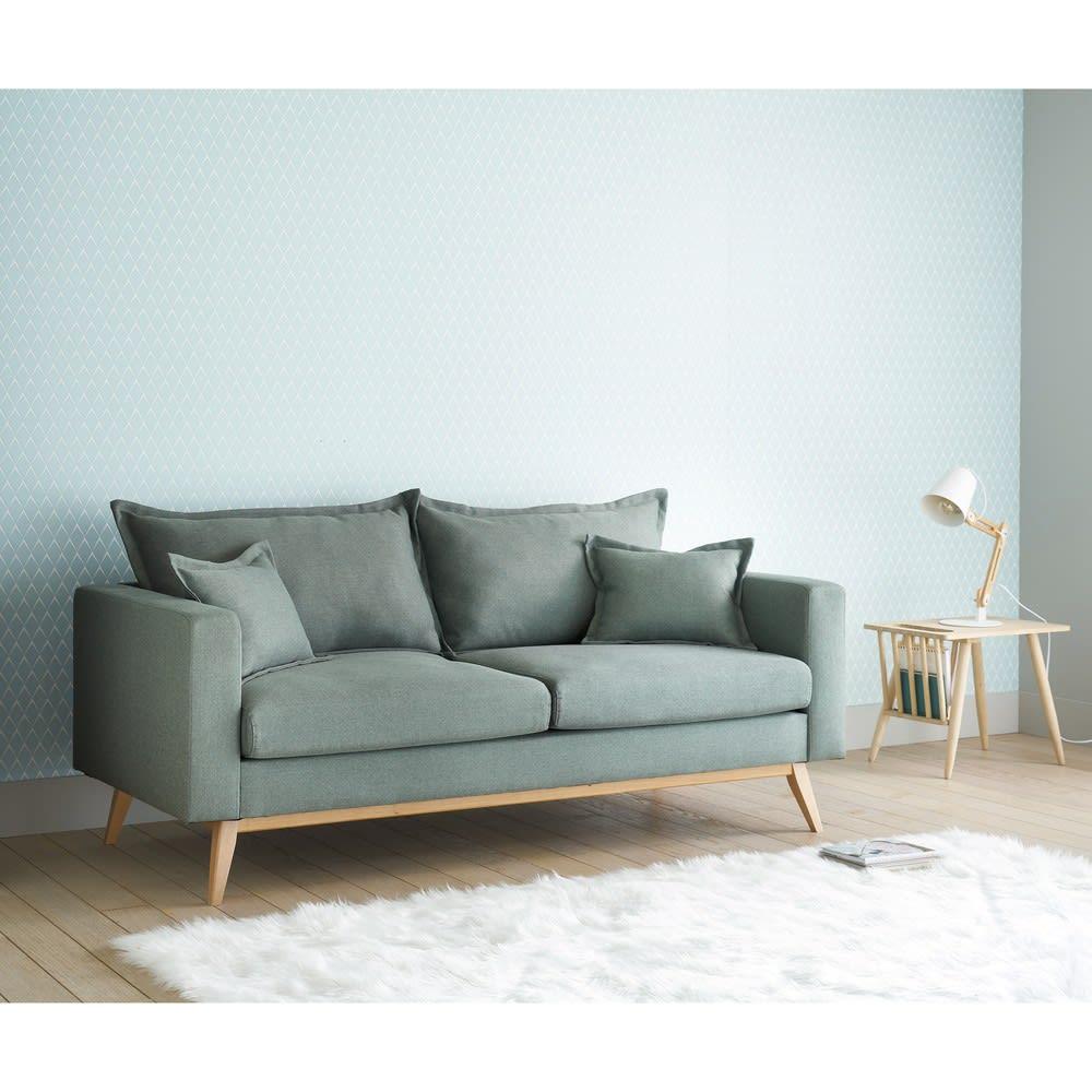 tapis en fausse fourrure blanche 140 x 200 oumka maisons. Black Bedroom Furniture Sets. Home Design Ideas