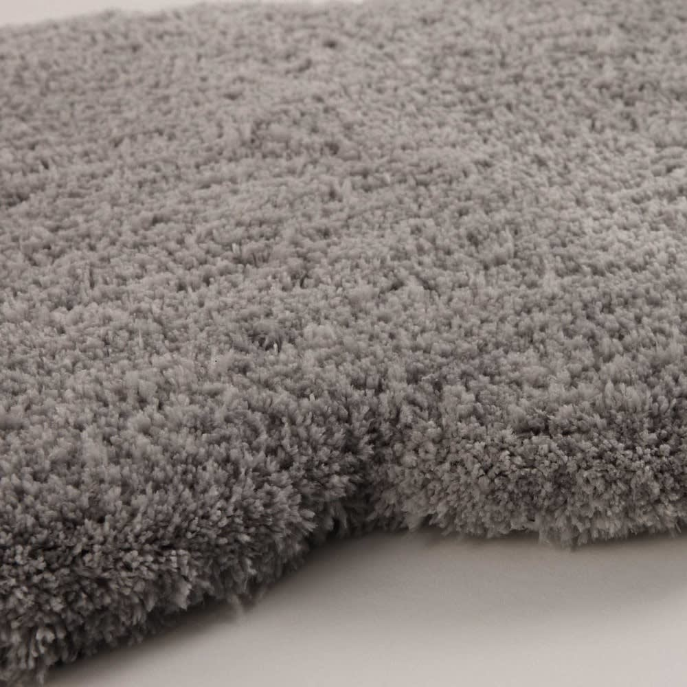 tapis nuage poils courts gris 60 x 100 cm maisons du monde. Black Bedroom Furniture Sets. Home Design Ideas