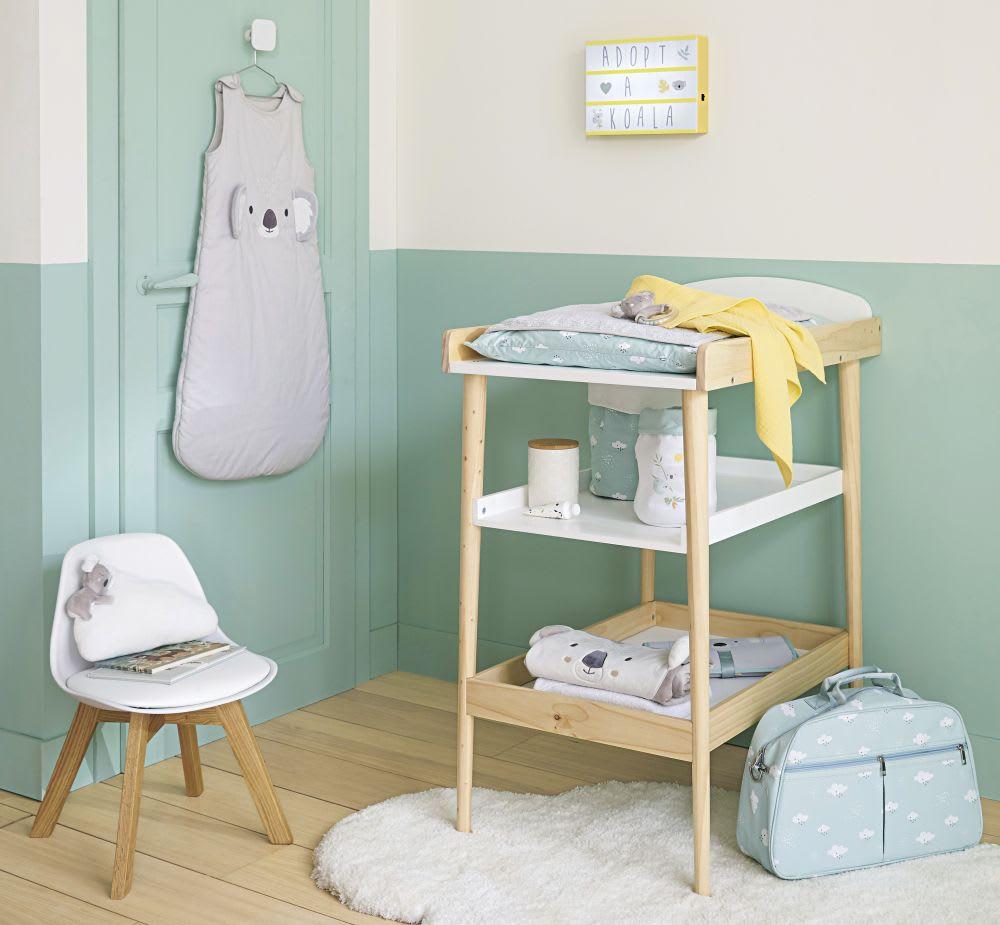 tapis nuage cru 125x200 maisons du monde. Black Bedroom Furniture Sets. Home Design Ideas