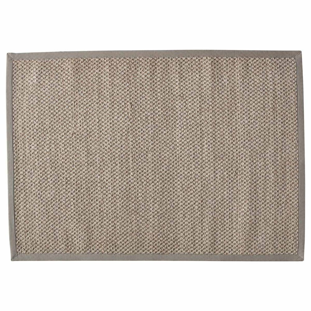 tapis tress en sisal beige 160x230 bastide maisons du monde. Black Bedroom Furniture Sets. Home Design Ideas