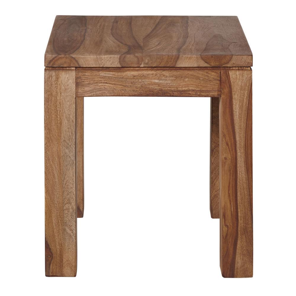Tavolini In Legno Da Salotto.Tavolino Da Salotto In Massello Di Legno Di Sheesham Stockholm