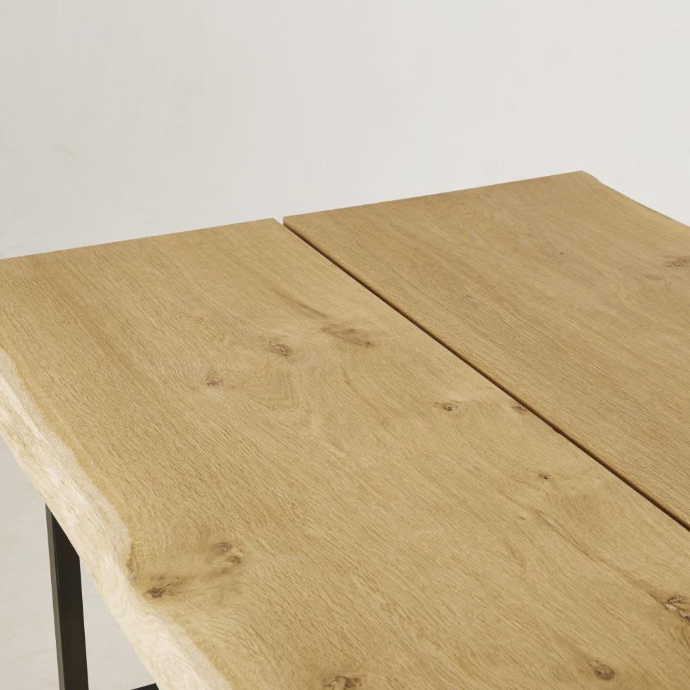 Tavolo da pranzo 10 persone in legno massello di quercia e for Tavolo 10 persone