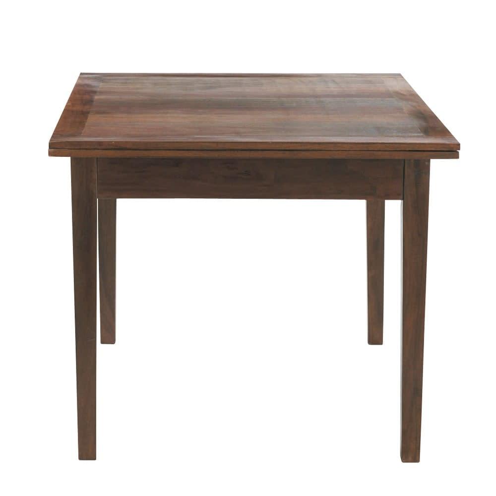 Tavolo da pranzo allungabile 4 a 8 persone 90/180 cm Clic-clac ...