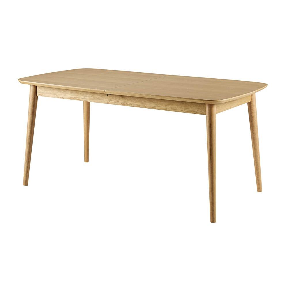 Tavolo da pranzo allungabile 6 a 10 persone 160 230 cm bronx maisons du monde - Dimensioni tavolo pranzo 12 persone ...