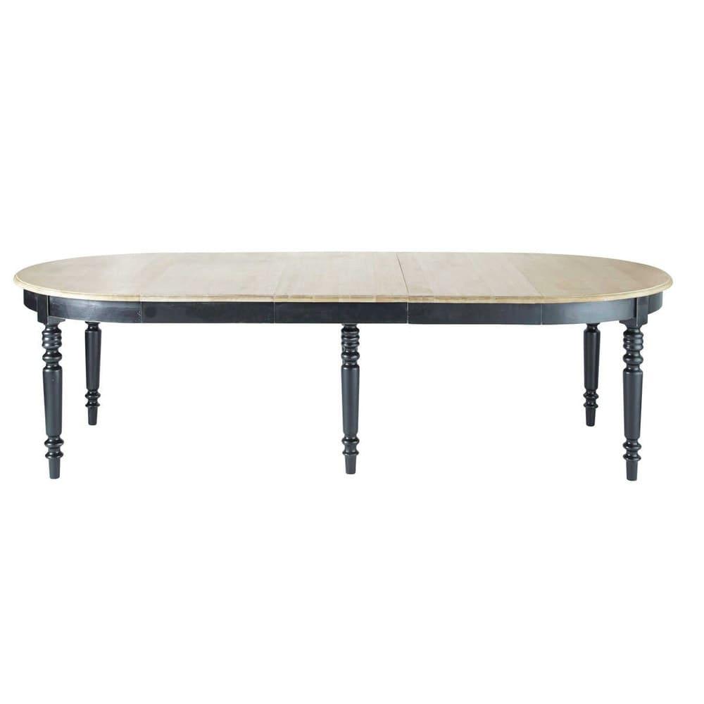 Tavolo Allungabile Per 14 Persone.Tavolo Da Pranzo Rotondo Allungabile 6 A 14 Persone 125 325 Cm