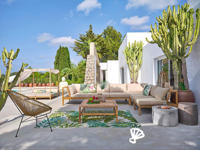 Maison Du Monde Credenze Bianche collezione giardino 2020 | maisons du monde