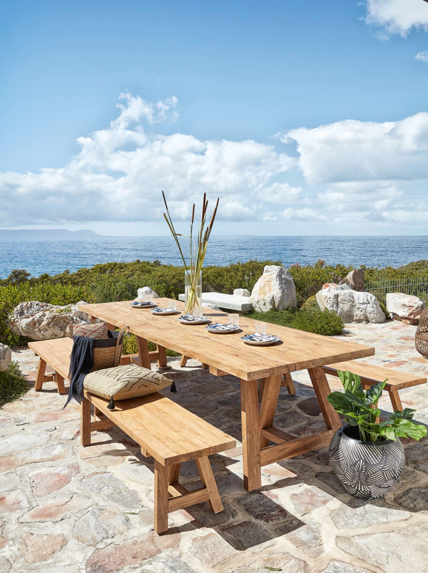 Mobilier de jardin : salon de jardin, déco… | Maisons du Monde