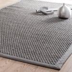 BASTIDE sisal woven rug in grey 200 x 300 cm