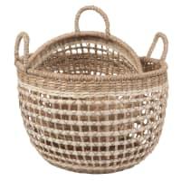 2 Woven Baskets Abeille