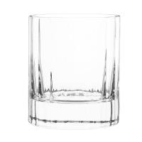 BACH - Set van 6 - Beker van geslepen glas