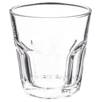 Bicchiere in vetro Aras