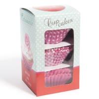 Boîte de 150 caissettes Cupcakes