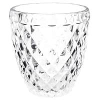 SAPHIR - Lote de 4 - Copo de vidro