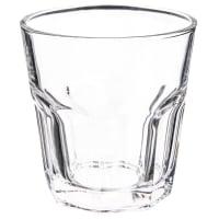 ARAS - Lote de 6 - Copo de vidro