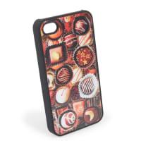 Coque iPhone 4 H 11 cm Chocolats