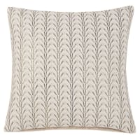 Cotton Cushion Cover with Gold Print 40 x 40 cm Mistinguett