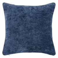 Coussin bleu 43x43 Andromede