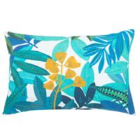 Cuscino in cotone stampa floreale, 40x60 cm Bottany Villa