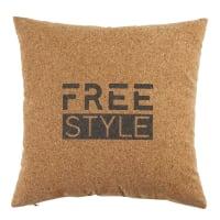 Cuscino in sughero, 40x40 cm Freestyle