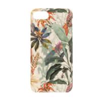 MAGIC JUNGLE - Custodia per iPhone 6/7/8/SE con stampa tropicale