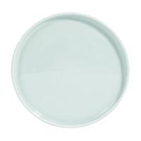 Dessertteller  aus Keramik, D 21 cm, blau Helsinki