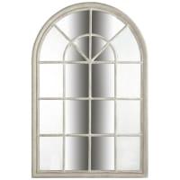 SERRANT - Espejo de paulonia beige 100x150