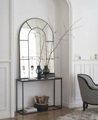 THEODORE - Facettierter Spiegel, 100x150cm