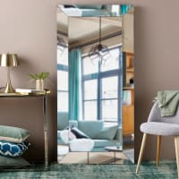 ECHO - Facettierter Spiegel 80x165