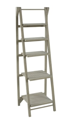 Fir Ladder Shelf Freeport