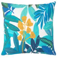 Fodera di cuscino in cotone stampa floreale, 40x40 cm Bottany Villa