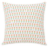 Fodera di cuscino in cotone stampa hawaiana, 40x40 cm