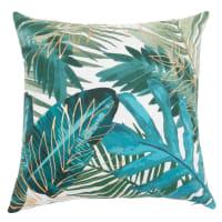 Fodera di cuscino verde stampa giungla, 40x40 cm Jungle