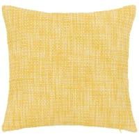 KOPERVIK - Fodera per cuscino in cotone giallo 40x40 cm