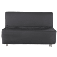 ELLIOT - Funda de sofá cama gris pizarra