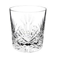 Gobelet en cristal Losange