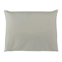 Hoes voor hoofdeinde bed 140 cm breed, ecru Soft