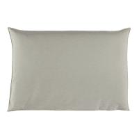 Hoes voor hoofdeinde bed 160 cm breed, ecru Soft