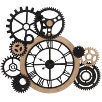 Horloge à rouages 79x68 Wayne