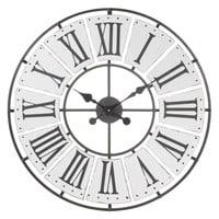 Horloge en métal D 70 cm Beaucourt