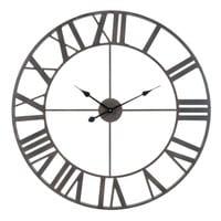 Horloge en métal D 83 cm Farmington