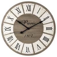 Horloge en sapin D92 St Germain