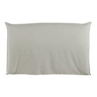 Housse de tête de lit 180 écrue Soft