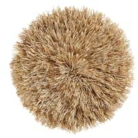 MANYANA - Juju hat van raffia D90