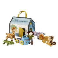 Kinder-Zoospielhaus My Little Zoo