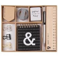 Kit accessoires de papeterie