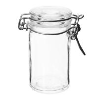 Kleines Weckglas, H 9cm