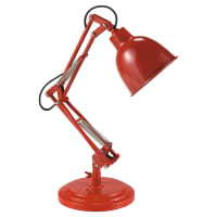 lamp, red Paterson