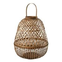 Lantaarn van bamboe H64 Panama
