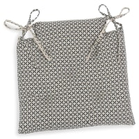 cotton chair pad 40 x 40 cm Lexington