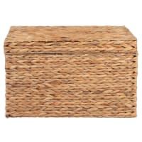 BANDUNG - Malle en fibre végétale 55x30x30